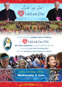 LifeLink Day 2016 Primary Schools A2 Poster