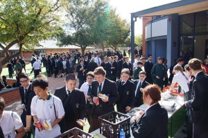 Servite College LifeLink Day 2015